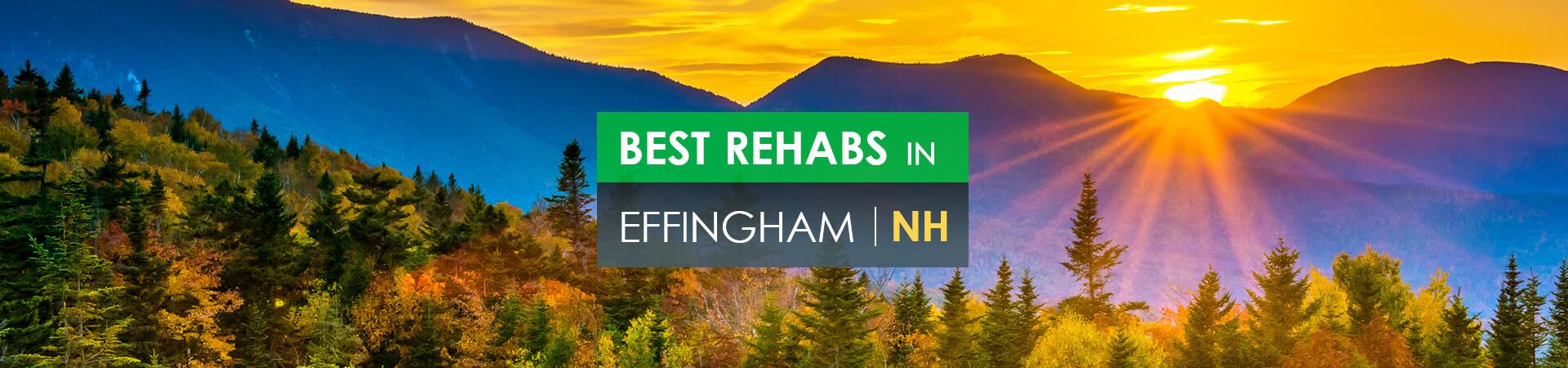 Best rehabs in Effingham, NH