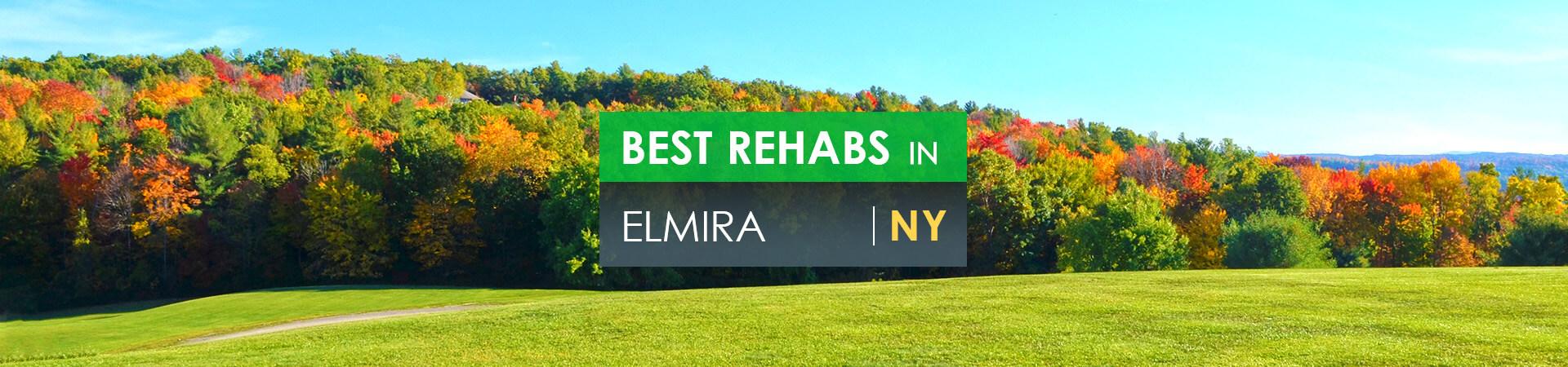 Best rehabs in Elmira, NY