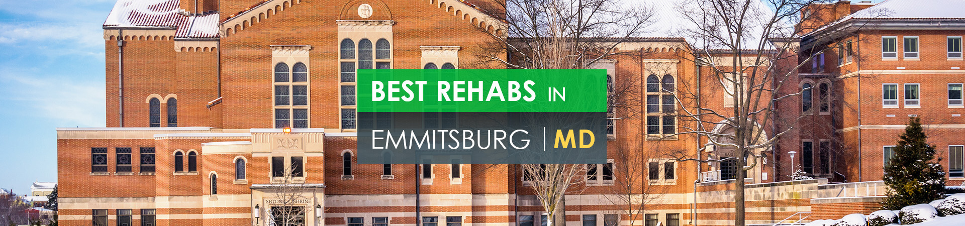 Best rehabs in Emmitsburg, MD