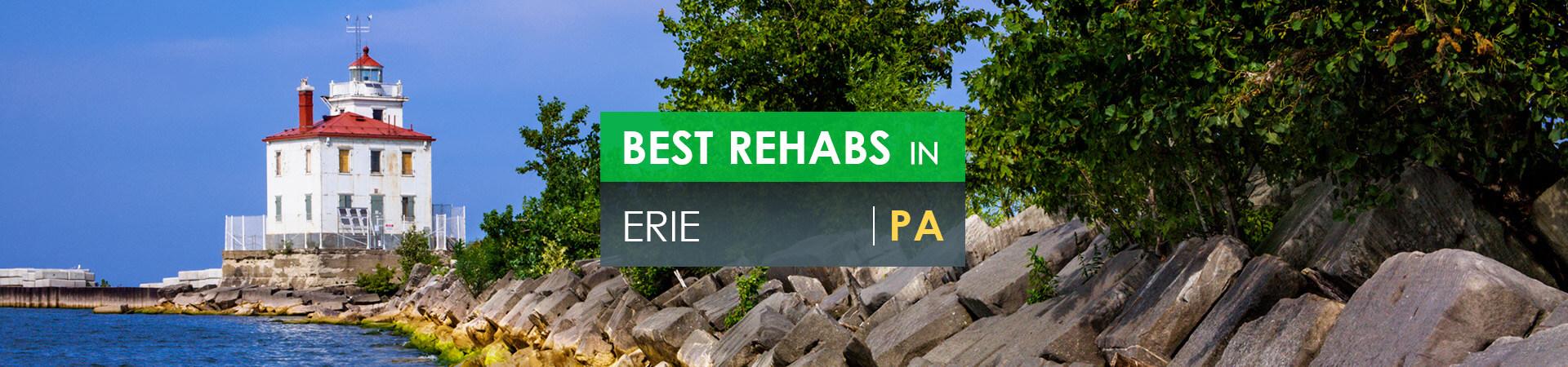 Best rehabs in Erie, PA