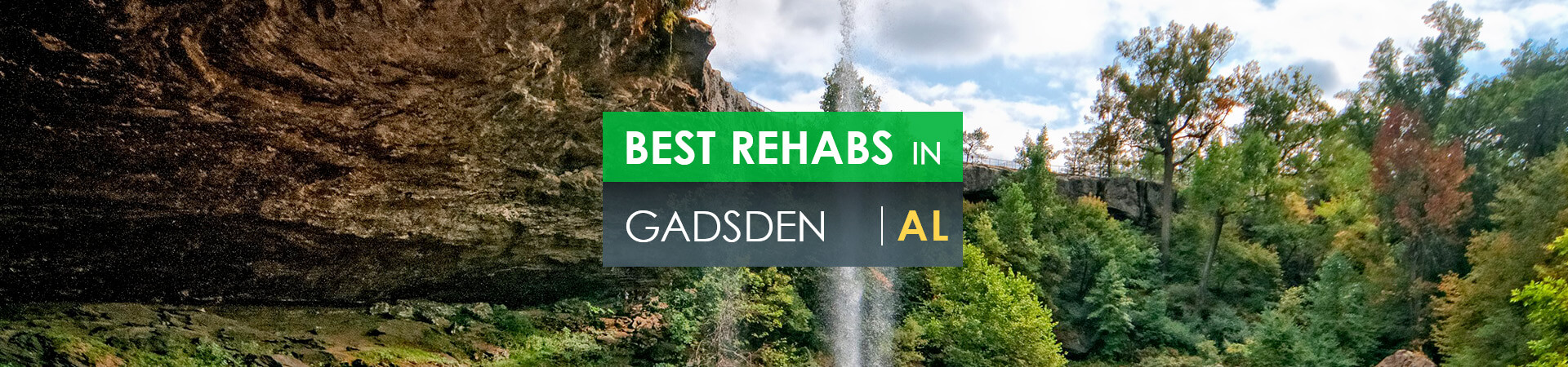 Best rehabs in Gadsden, AL