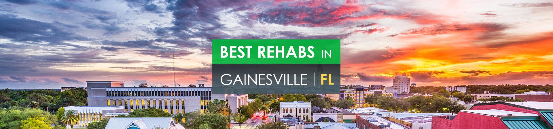 Best rehabs in Gainesville, FL