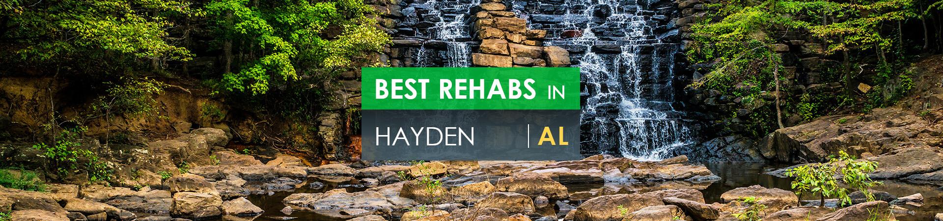Best rehabs in Hayden, AL