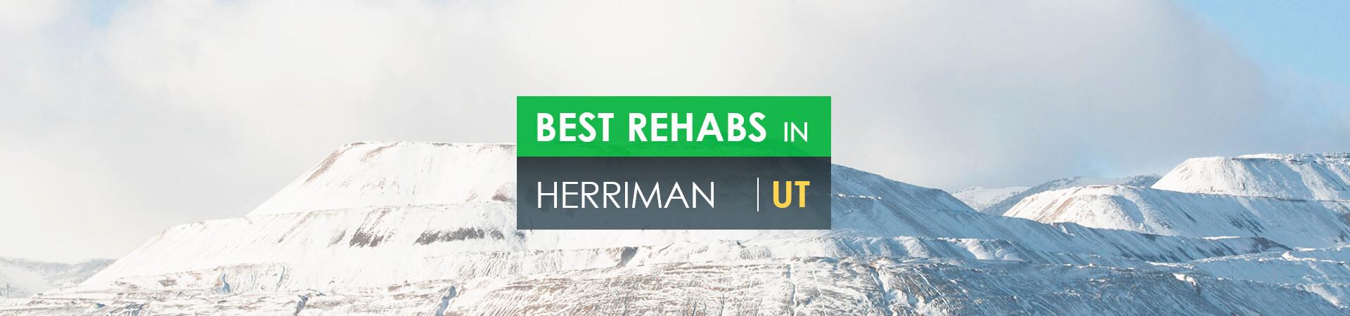 Best rehabs in Herriman, UT