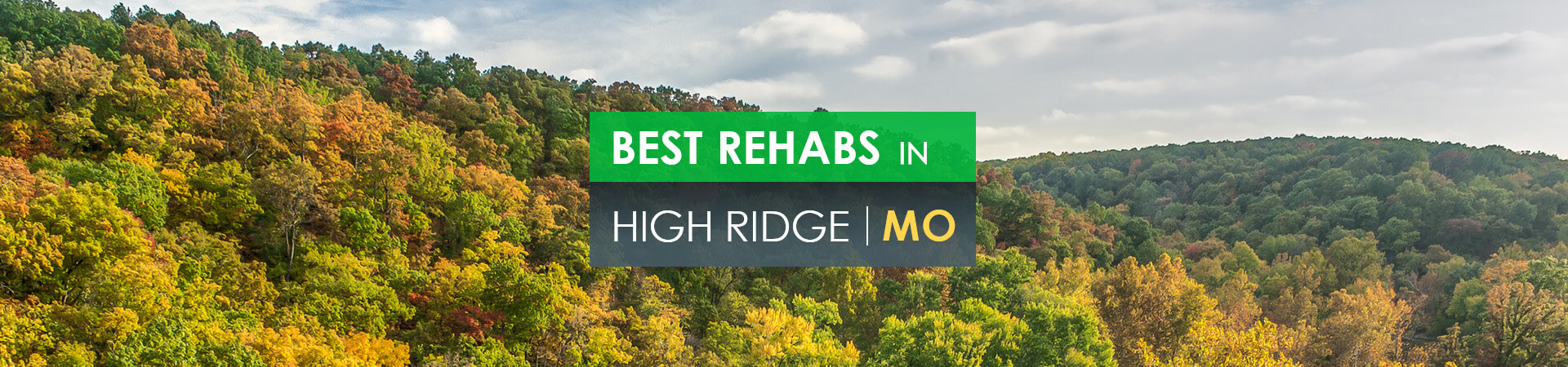 Best rehabs in High Ridge, MO