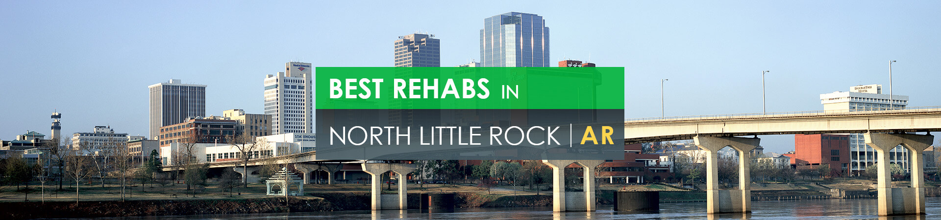 Best rehabs in North Little Rock, AR