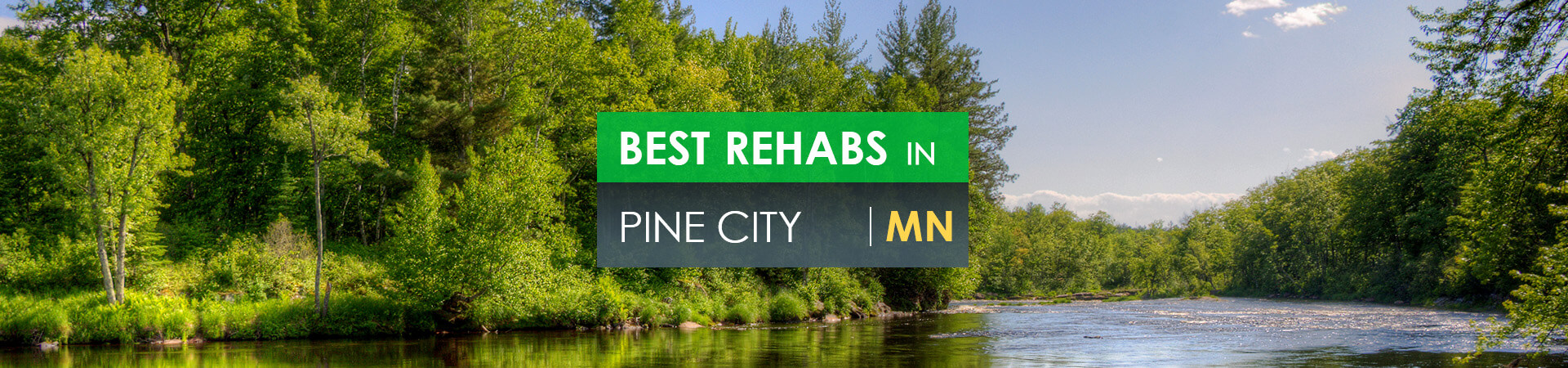 Best rehabs in Pine City, MN