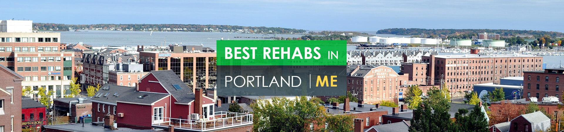 Best rehabs in Portland, ME
