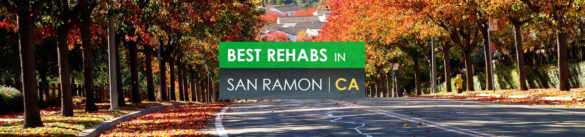 Best rehabs in San Ramon, CA