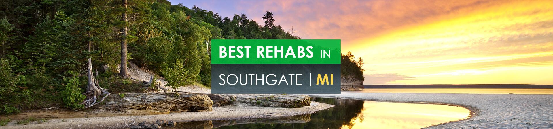 Best rehabs in Southgate, MI