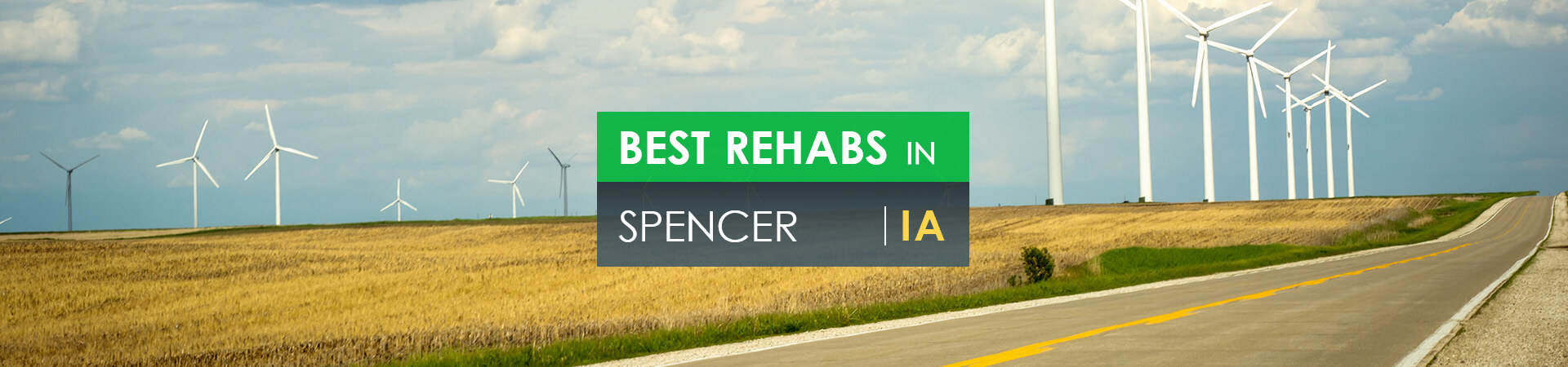 Best rehabs in Spencer, IA