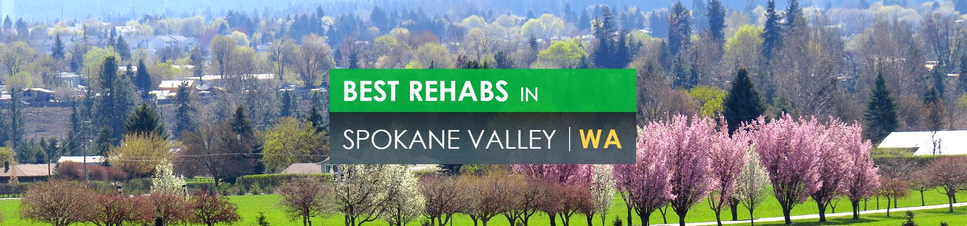 Best rehabs in Spokane Valley, WA