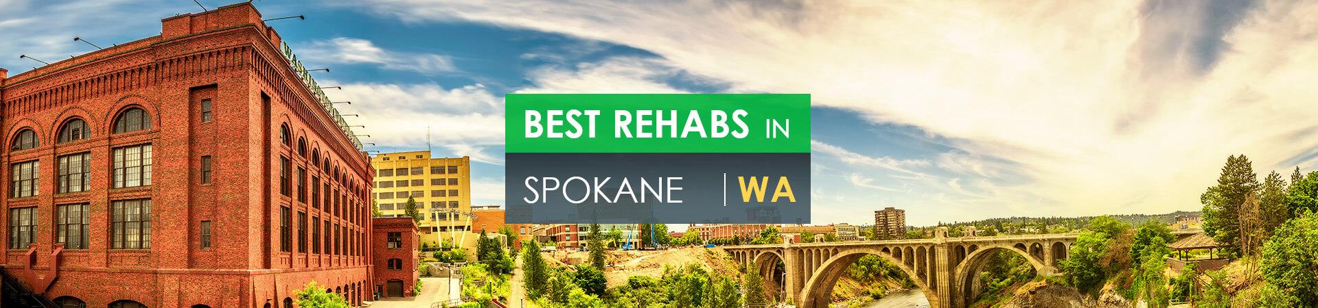 Best rehabs in Spokane, WA