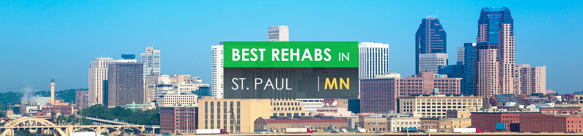 Best rehabs in St. Paul, MN