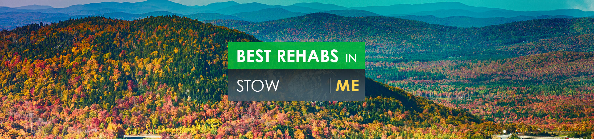 Best rehabs in Stow, ME
