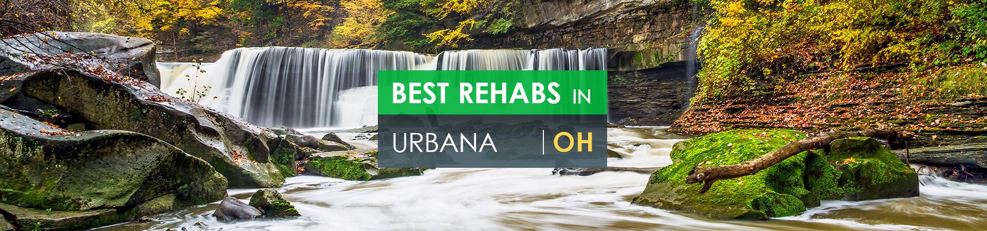 Best rehabs in Urbana, OH