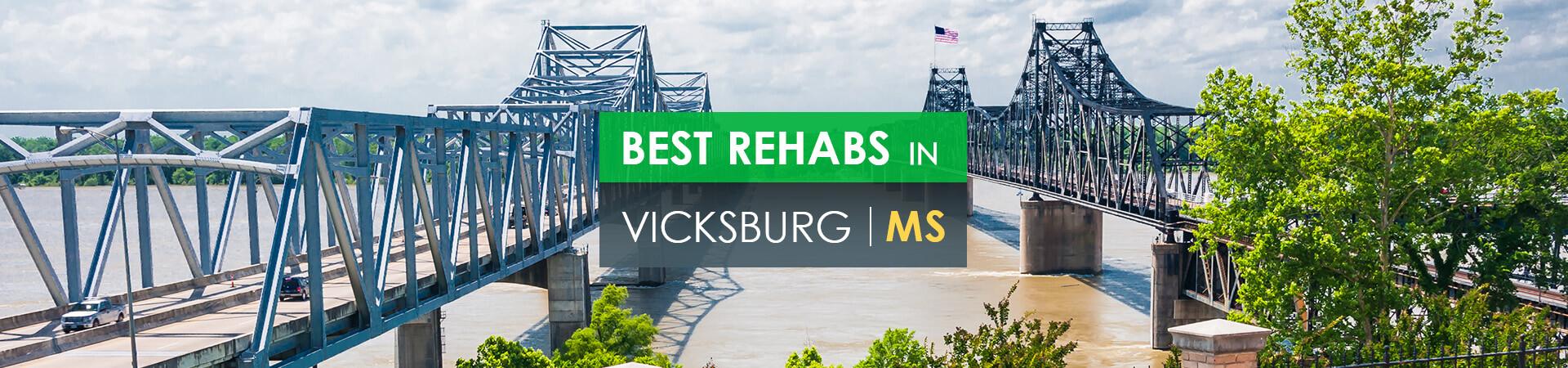 Best rehabs in Vicksburg, MS