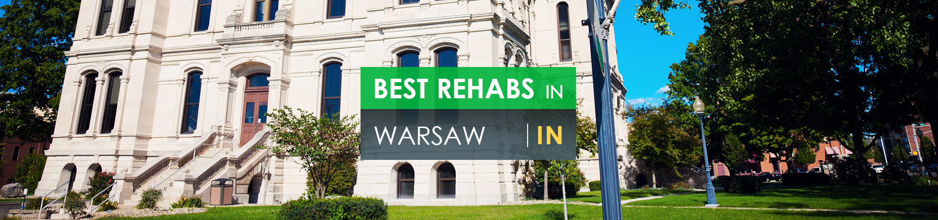Best rehabs in Warsaw, IN