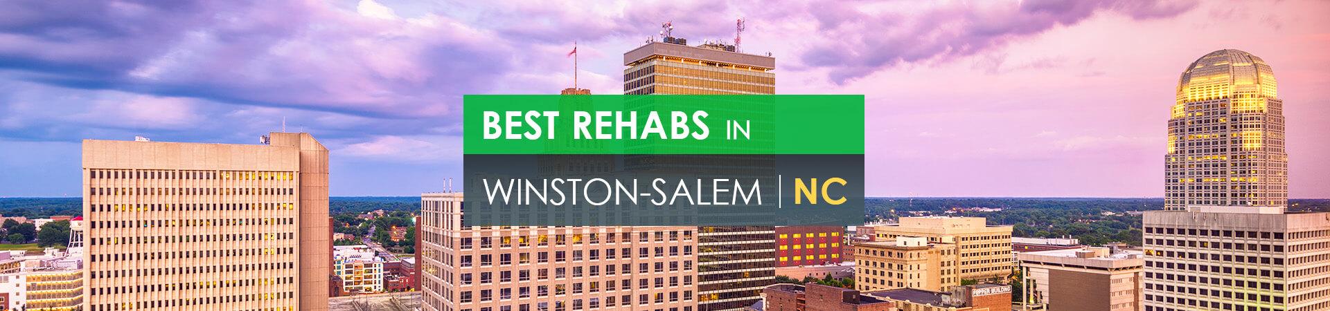 Best rehabs in Winston-Salem, NC