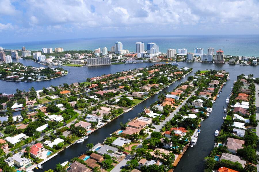 Fort Lauderdale Las Olas Isles, Florida