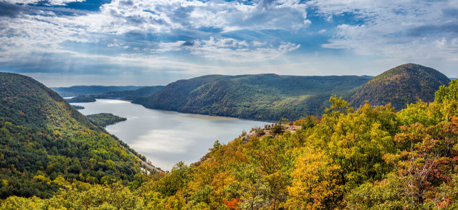 Hudson River and Hudson Highlands
