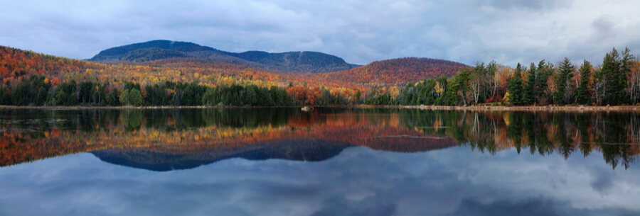 Loon Lake, Adirondack Mountains,