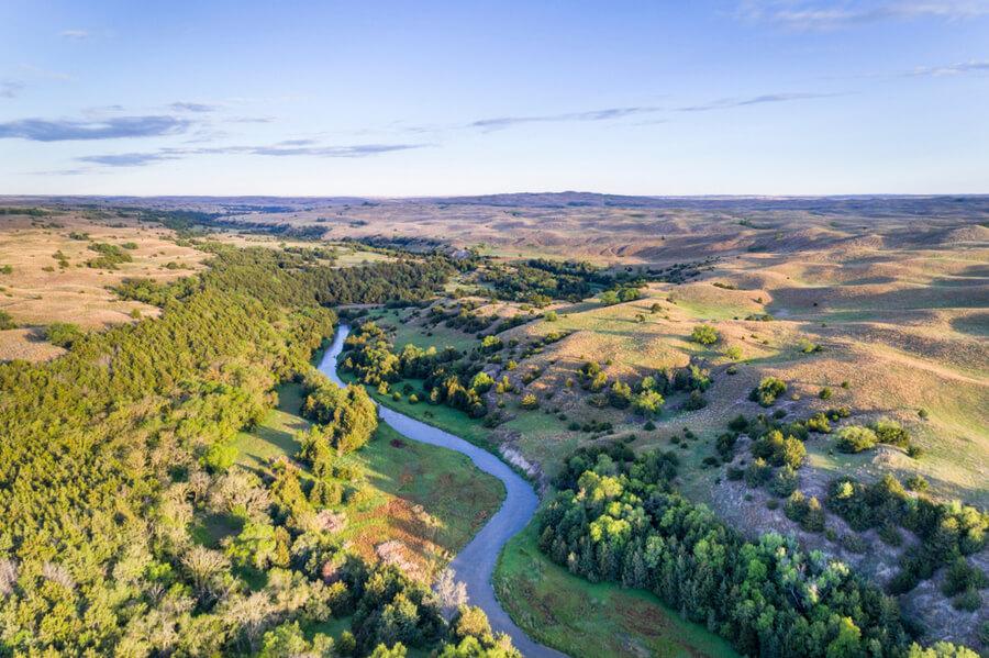 Nebraska Sandhills near Seneca
