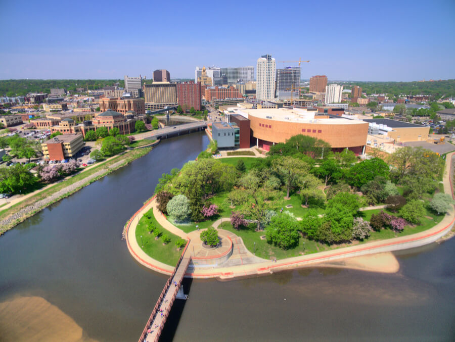 Rochester is a Major City in South East Minnesota