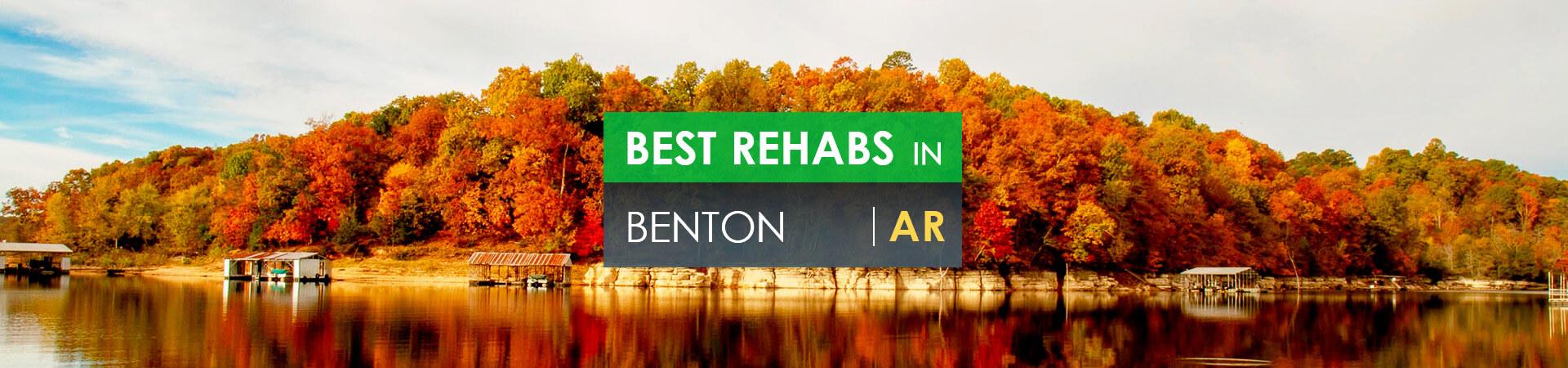 Best rehabs in Benton, AR
