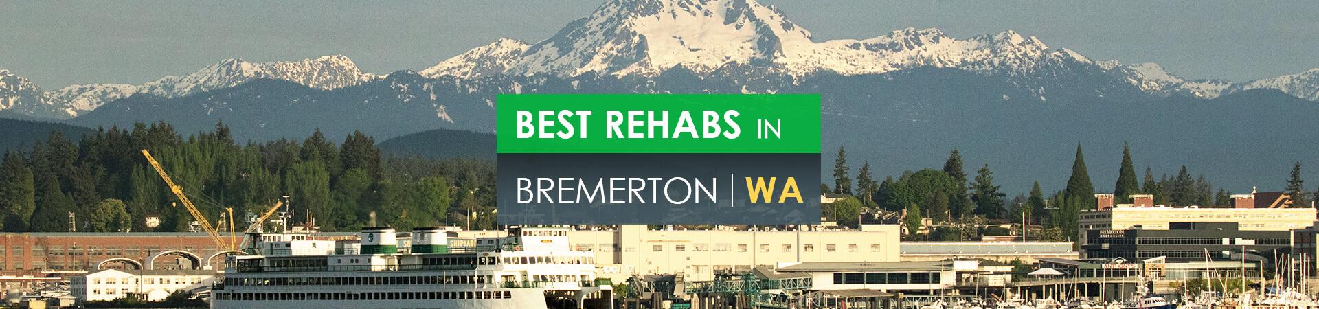 Best rehabs in Bremerton, WA