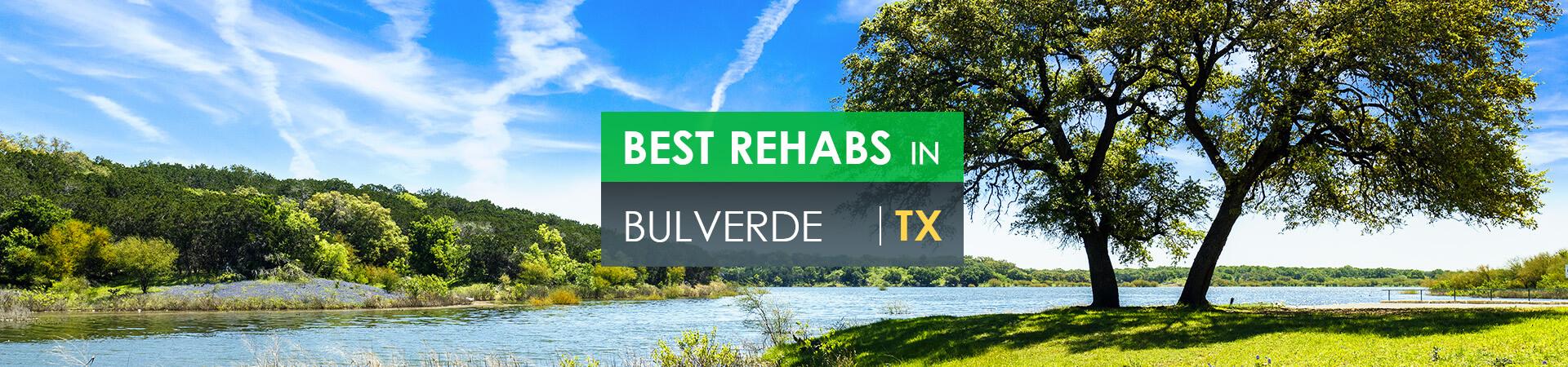 Best rehabs in Bulverde, TX