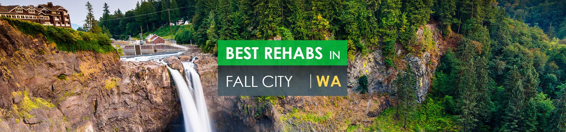 Best rehabs in Fall City, WA
