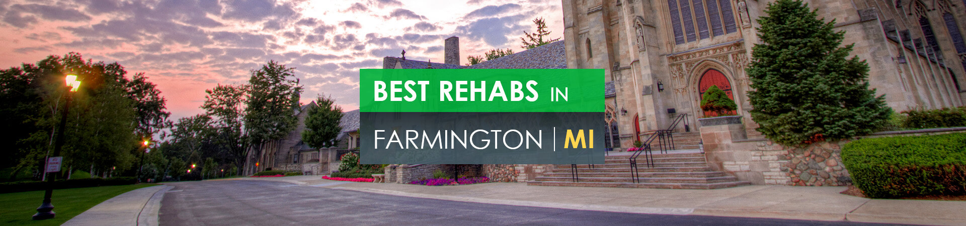 Best rehabs in Farmington, MI