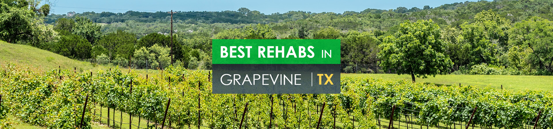 Best rehabs in Grapevine, TX