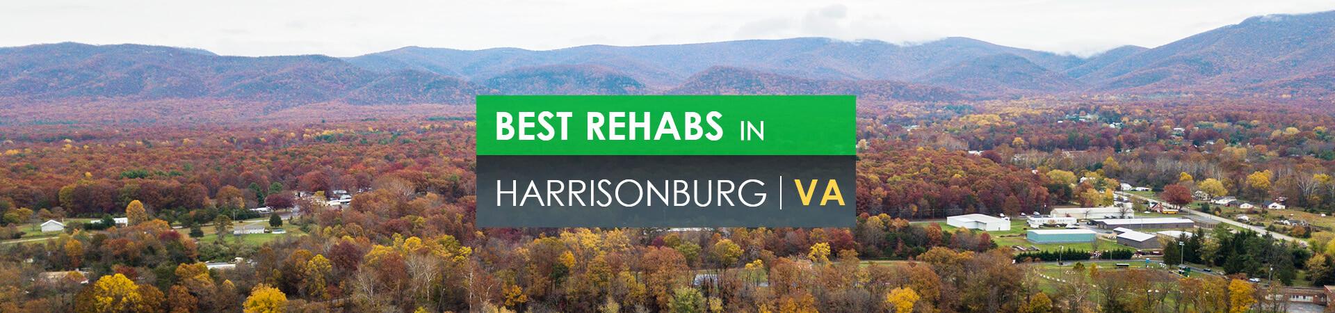 Best rehabs in Harrisonburg, VA