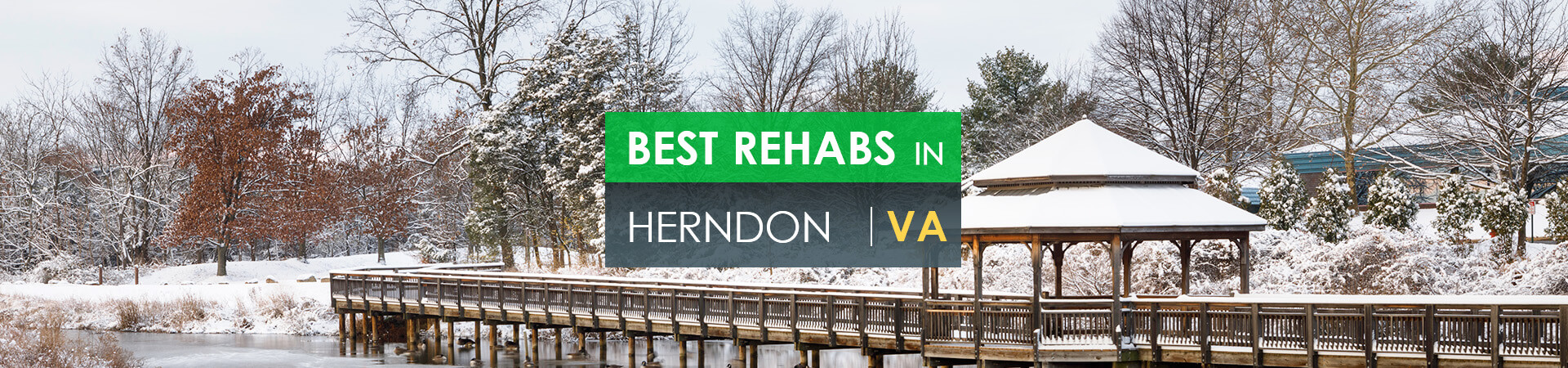 Best rehabs in Herndon, VA