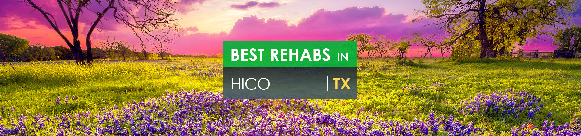 Best rehabs in Hico, TX