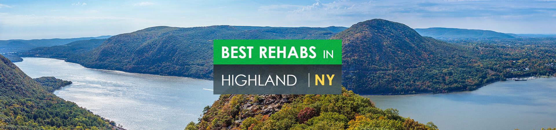 Best rehabs in Highland, NY