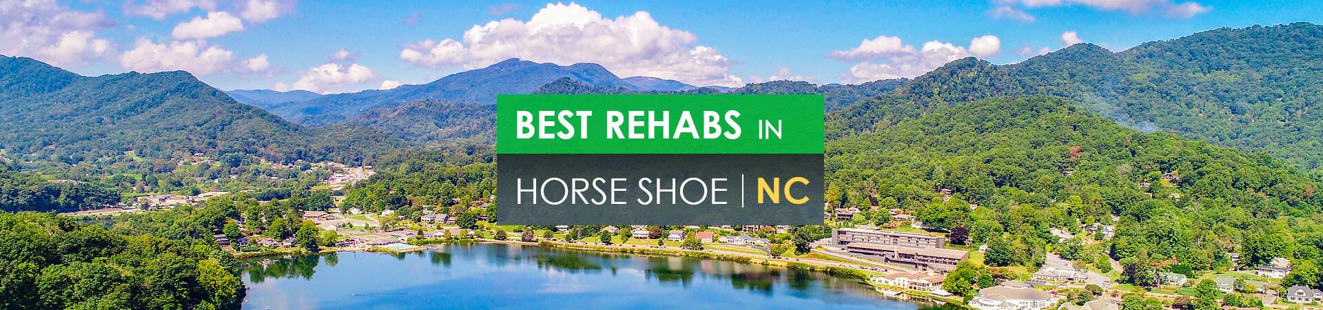 Best rehabs in Horse Shoe, NC