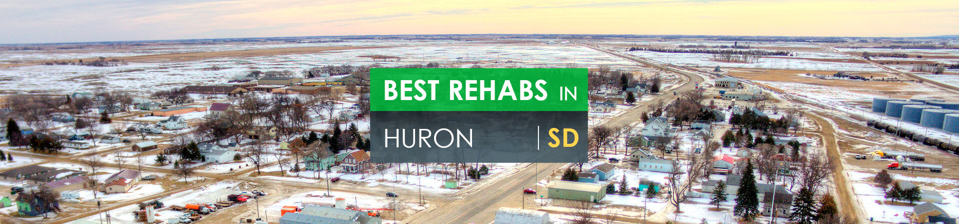 Best rehabs in Huron, SD