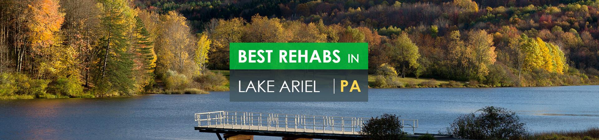 Best rehabs in Lake Ariel, PA