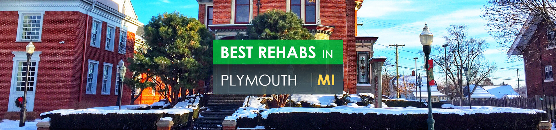 Best rehabs in Plymouth, MI