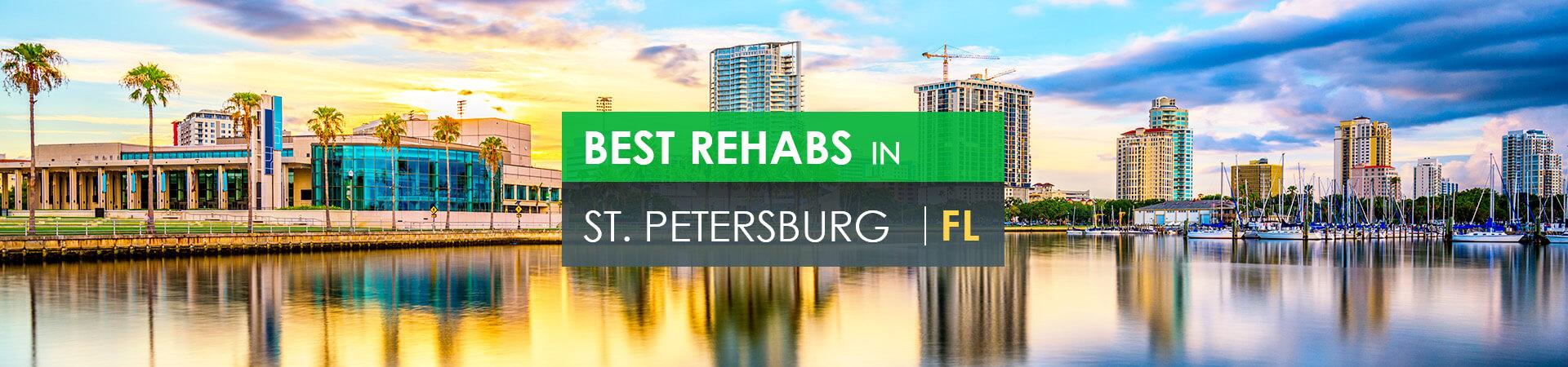 Best rehabs in St. Petersburg, FL