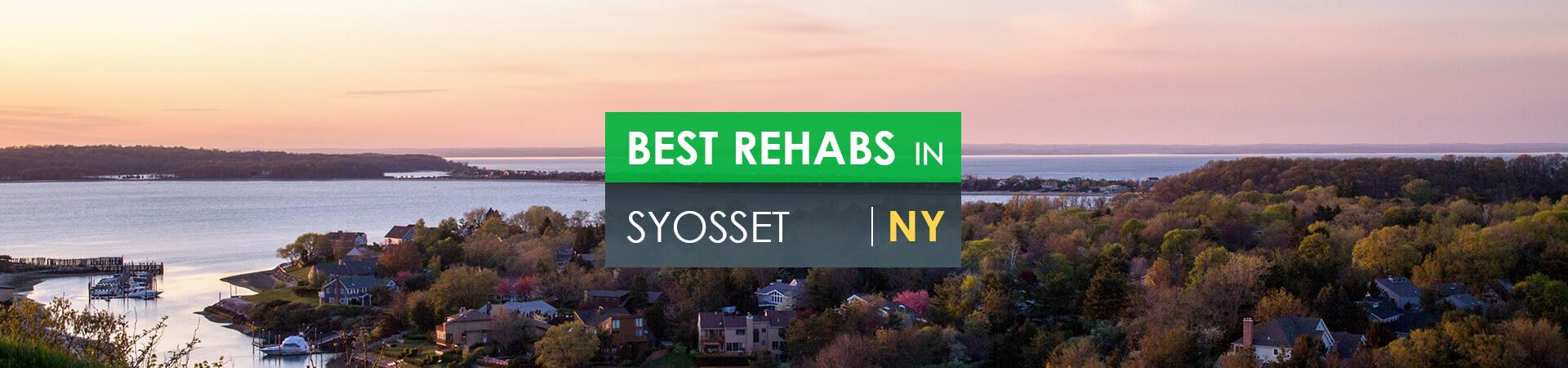 Best rehabs in Syosset, NY