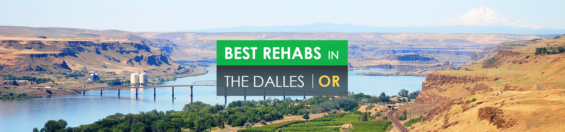 Best rehabs in The Dalles, OR