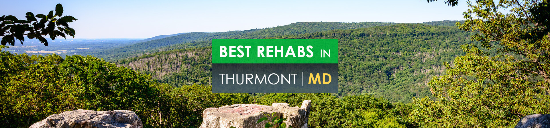 Best rehabs in Thurmont, MD