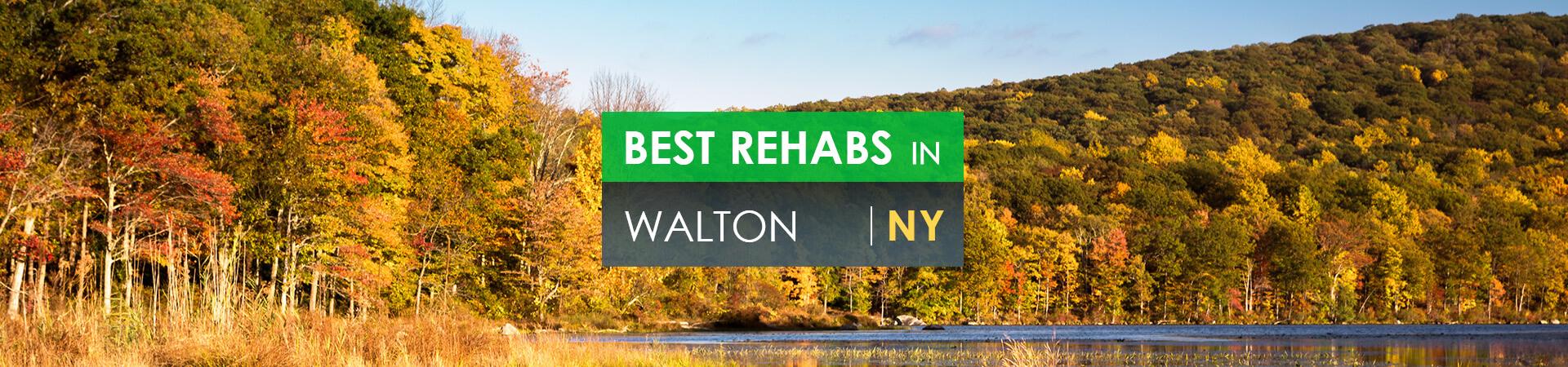 Best rehabs in Walton, NY
