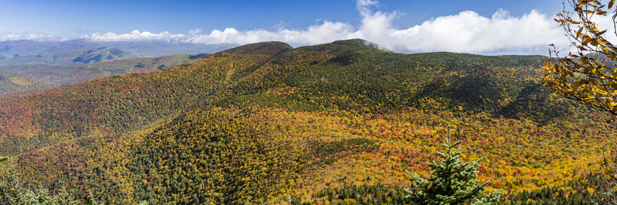 Catskills Mountains of New York