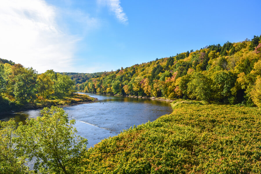 Clarion River Pennsylvania
