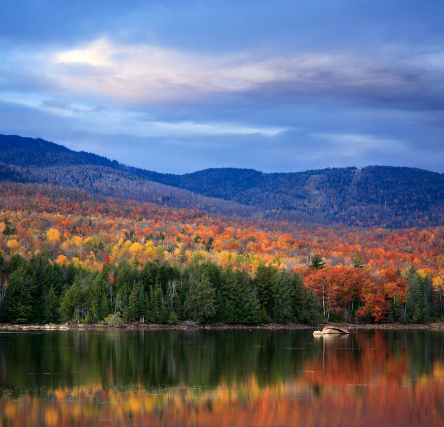 Loon Lake, Adirondack Mountains, New York